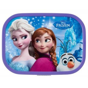 Mepal Lunchbox Midi Frozen Sisters Forever