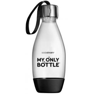 SodaStream MY ONLY BOTTLE Zwart