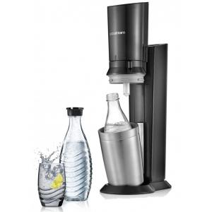 SodaStream Crystal Black met Cilinder