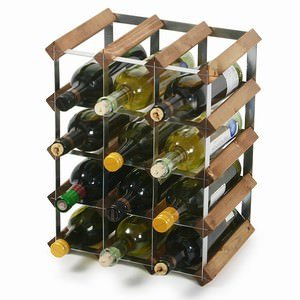 Traditional Wijnrek voor 16 Flessen