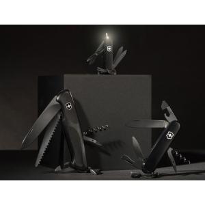 Victorinox Black Onyx Spartan Zakmes