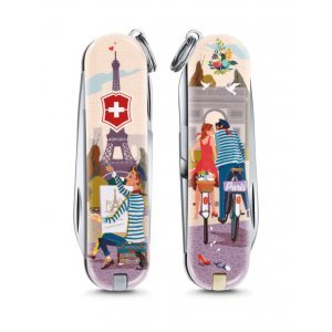 Victorinox Classic SD Zakmes City Of Love