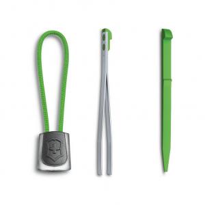 Victorinox Accessoires Set Groen Groot