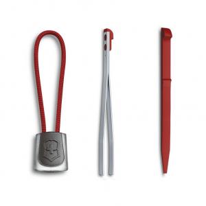 Victorinox Accessoires Set Rood Groot