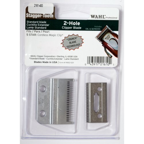 Wahl Cordless Magic Clip Snijmes Stagger Tooth