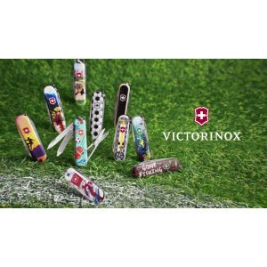 Victorinox Classic SD Zakmes I Love Hiking