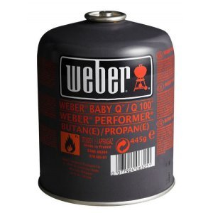 Weber Gasbusje voor Performer en Q series