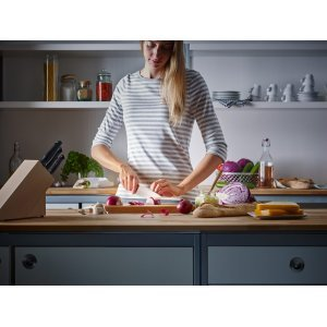 Wusthof Gourmet Chinees Koksmes 18 cm + Slijper