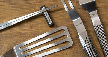 Spatels, vorken, en meer van Global
