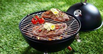 Houtskool barbecues van Weber