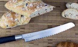 messen voor het snijden van brood
