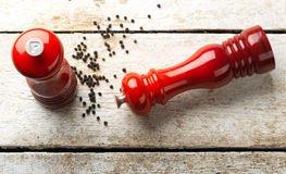zout- en pepermolens