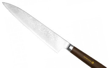Japanse messen met hamerslag