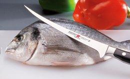 messen voor het fileren van vis