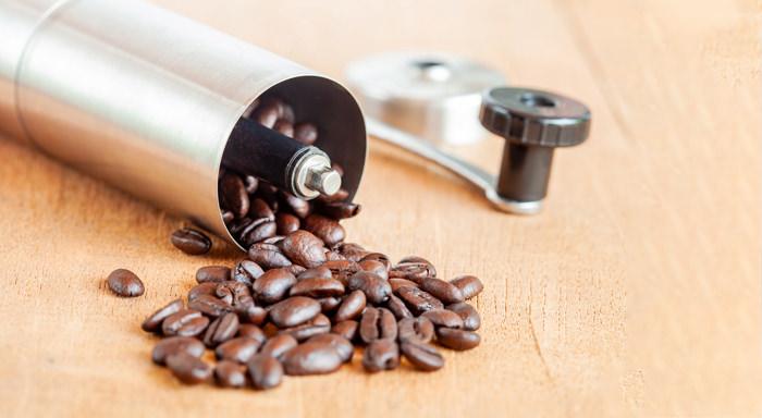 Koffiebonenmalers