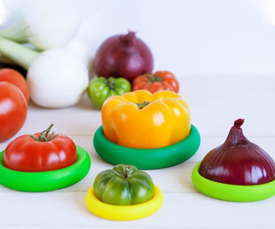 verse groenten met foodhuggers