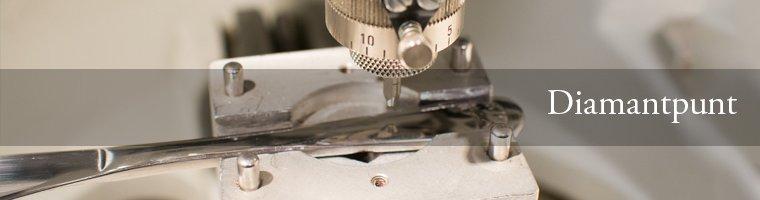diamantpunt graveermachine met de gravograph is400