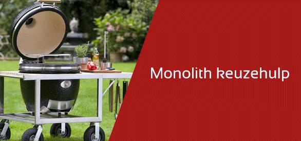 alles over de monolith grill
