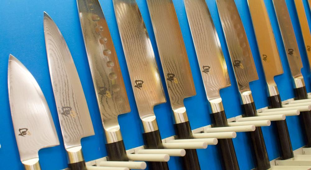Het complete assortiment Japanse Kai messen
