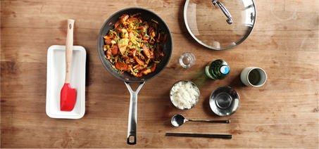 Korting en advies op kookgebied