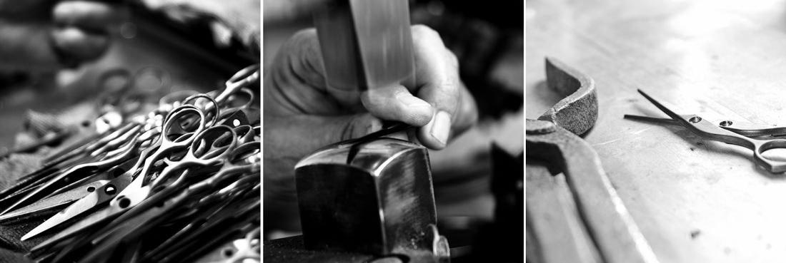 de fabricage van een schaar