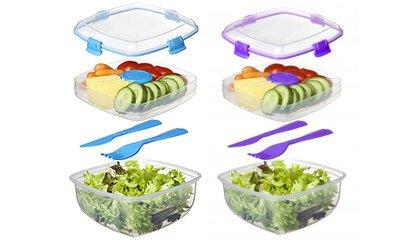 salade neeneembakjes
